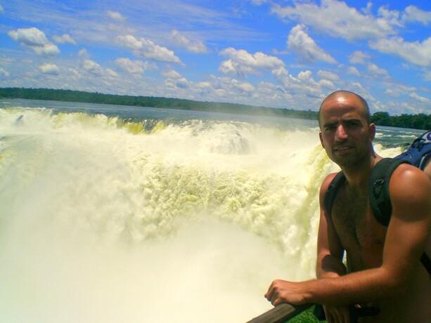 La garganta del Diablo (Iguazú, Argentina) es el lugar natural más absorbente que presencié en mi vida
