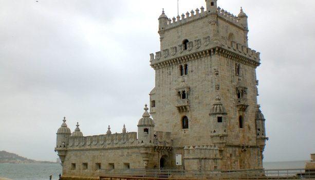 La famosa Torre de Belem de Lisboa