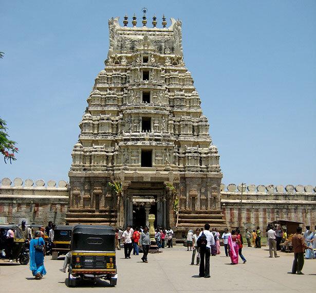 El templo de Ranganatha