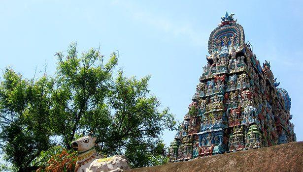 El templo de Kumbakonam