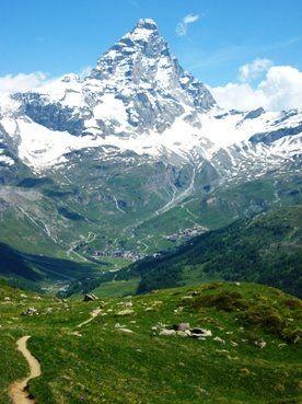 cervino-montaña