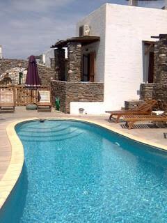 hotel en grecia piscina