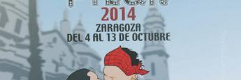 Cartel de las Fiestas del Pilar 2014