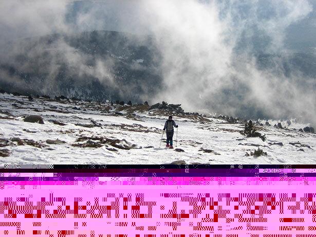 raquetas-nieve-pirineos
