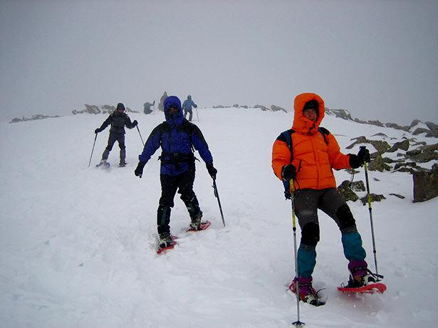 senderismo-invierno-pirineos