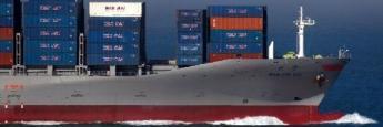 barco cargo oceano