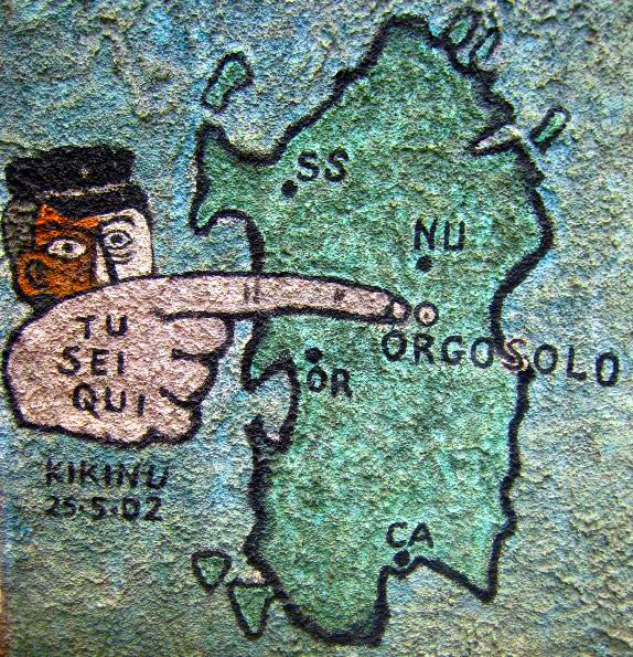 orgosolo-mapa