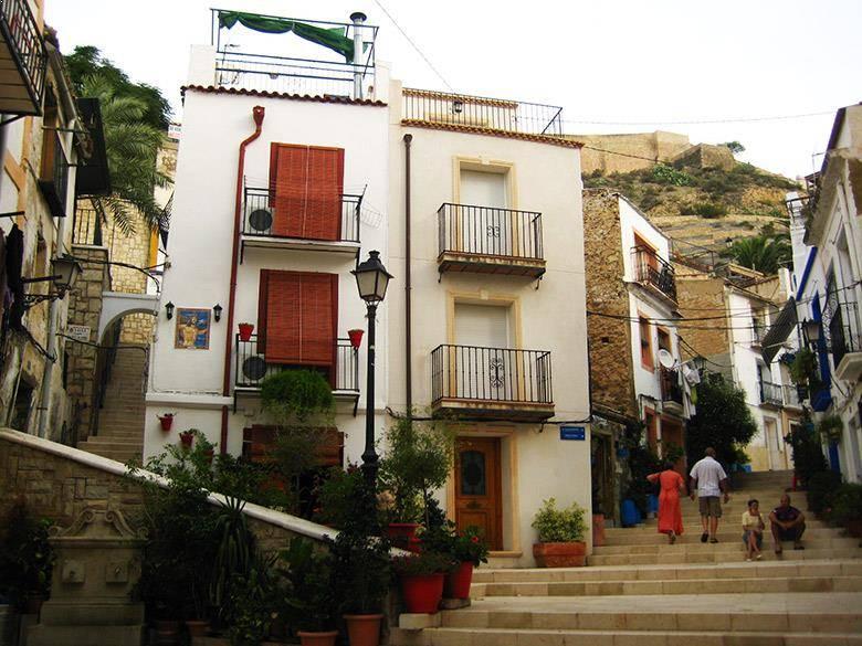 Alicante casco antiguo