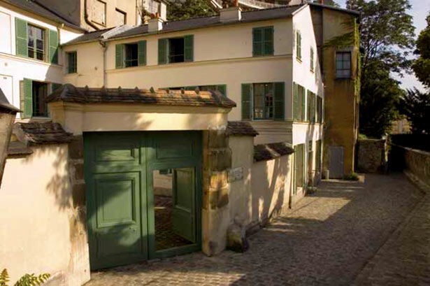 Le maison Balzac