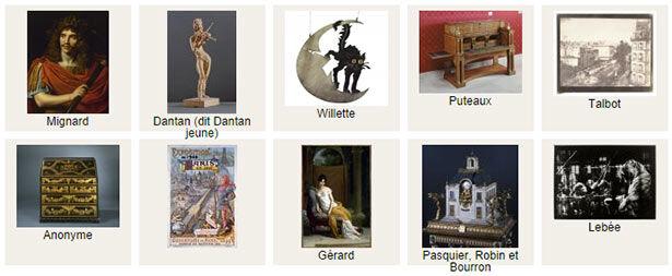 Exposiciones en el Museé Carnavalet