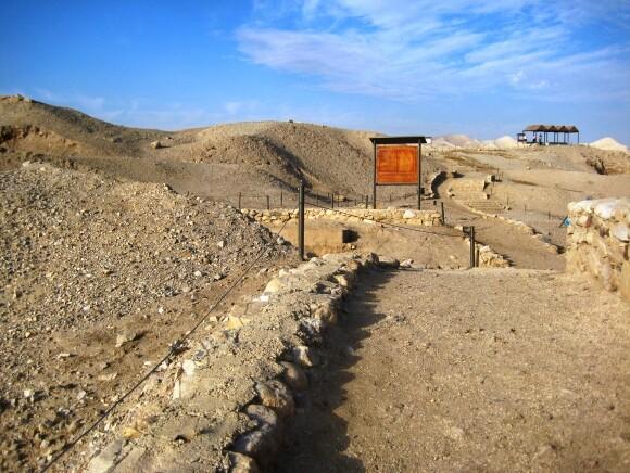jerico ruinas