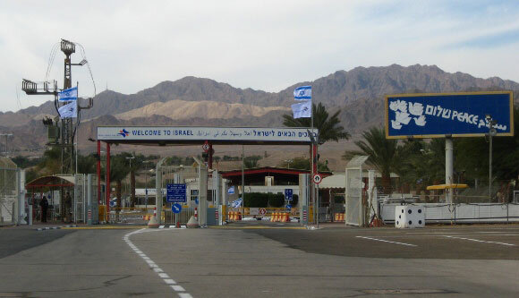 israel frontera
