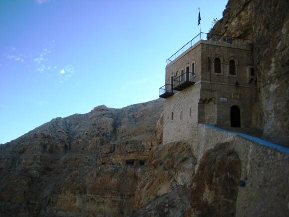 monasterio de la tentacion