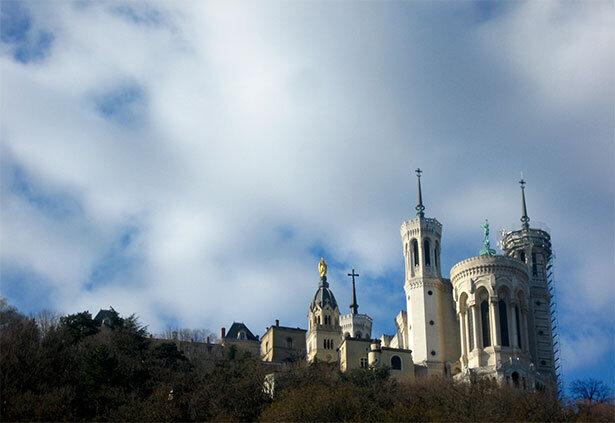 iglesia lyon