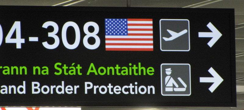 aeropuerto dublin
