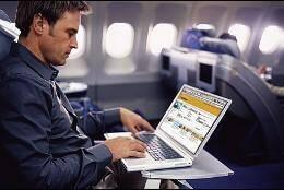 internet avion