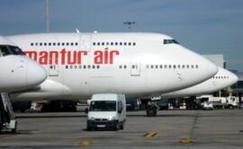 boeing 747 pullmantur air