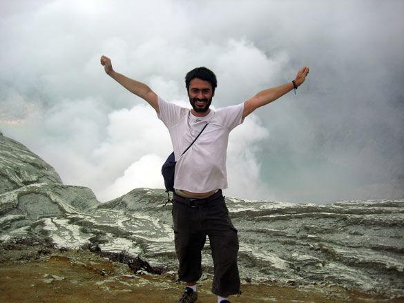 ijen volcan java