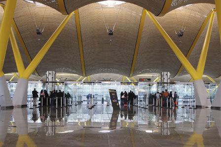 Control de Pasaportes, Aeropuerto de Barajas