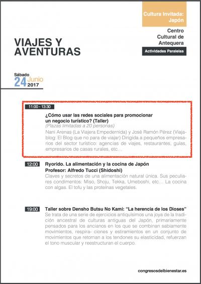 Congreso Bienestar Cadena SER, Antequera