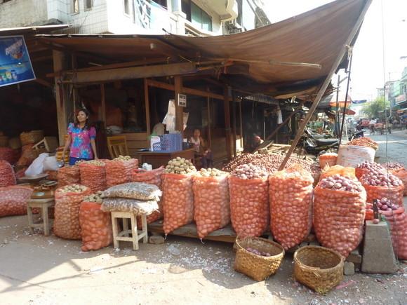 Calles de Mandalay