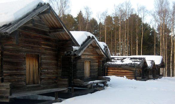 poblado sami