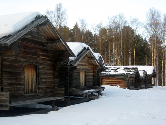 poblado sami Arvidsjaur