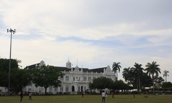 Georgetown in Penang