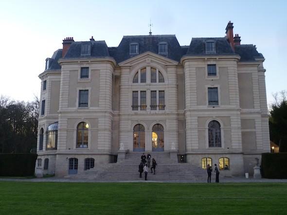 Château la Caniére