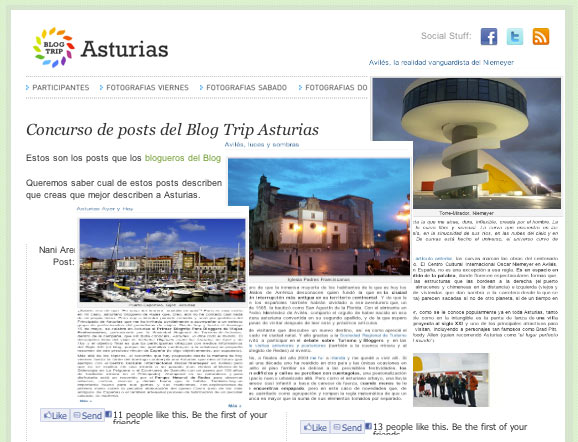 concurso blog trip asturias