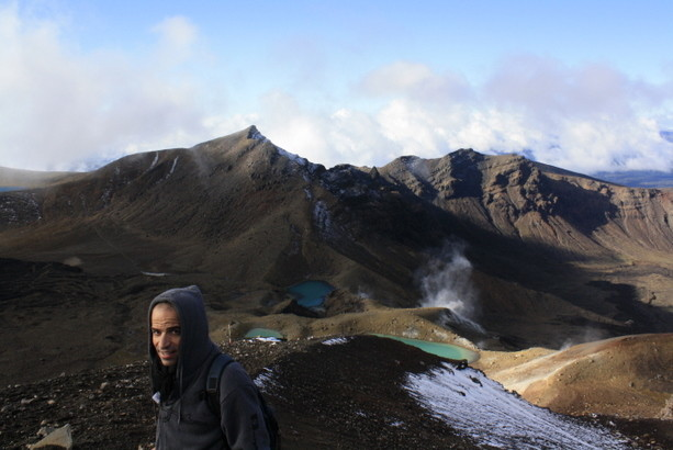 trekking montañas