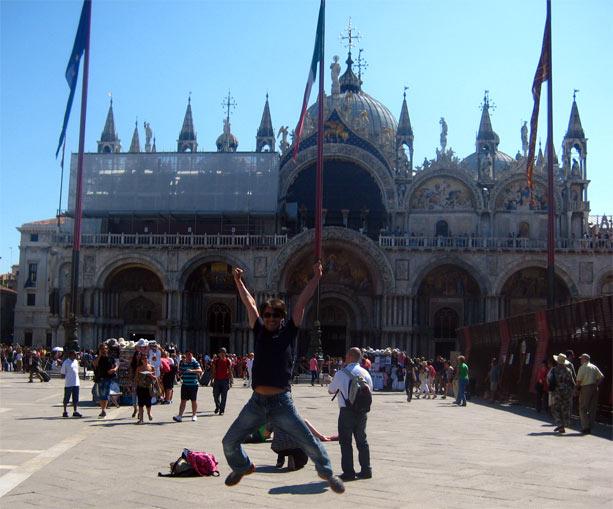 Plaza de San Marco Venecia