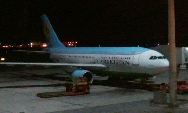 A310 Uzbekistan Airways