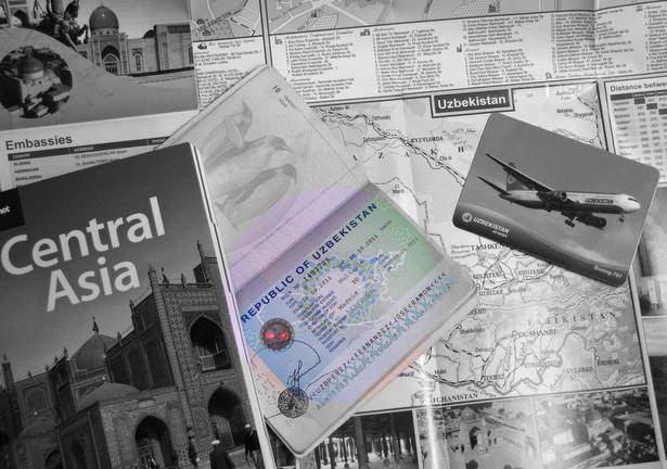 Visado para Uzbekistán