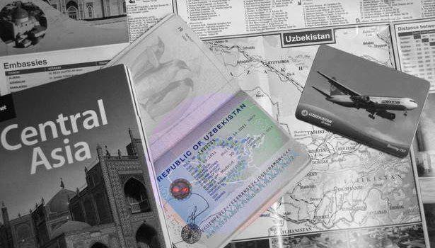 Visado para viajar a Uzbekistán