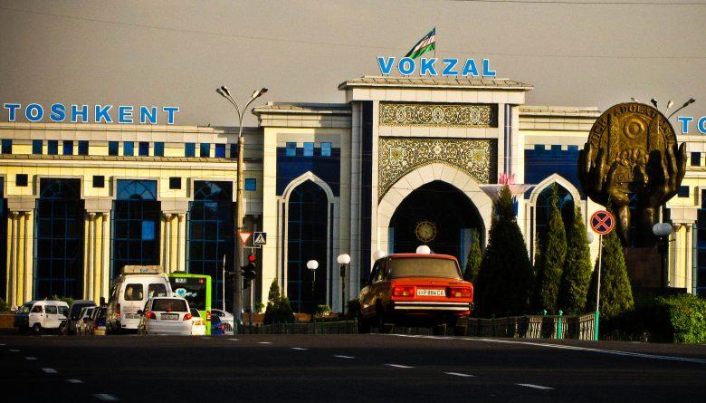 Estación de ferrocarril de Tashkent
