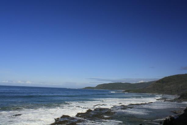 la ocean road en australia