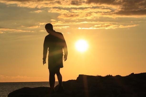 Uno de los tantos atardeceres impresionantes de los que pudimos disfrutar en el Oeste de Australia