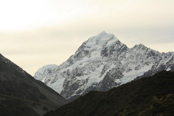 Monte Aoraki Cook