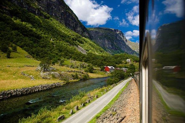 flamsbana-train