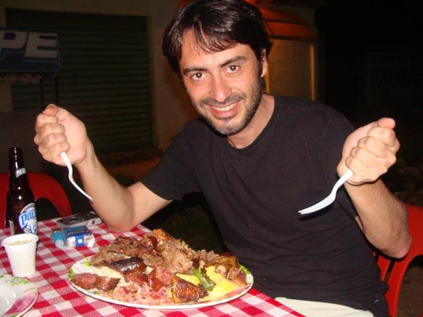 Parrilla carne venezuela