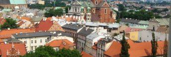 La ciudad de Cracovia