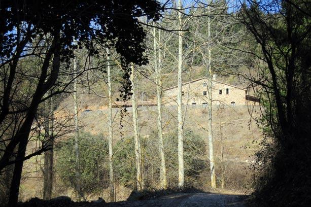 montseny-masia
