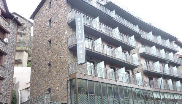 Nou Hotel del Pui. Aquí fue donde me alojé. Espectacular en todo y ¡sobre todo el restaurante!.