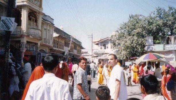 Nuestro guía en Pushkar, más conocido como Judas de nombre e Iscariote de apellido.