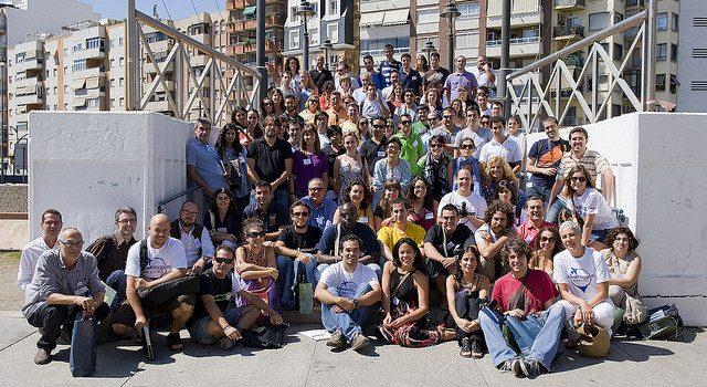 Bloggers en el TBM Málaga
