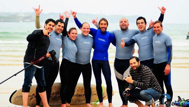 El Plan Turístico de Surf a Toda Costa te da la oportunidad de ganar un viaje a Ribamontán al mar.