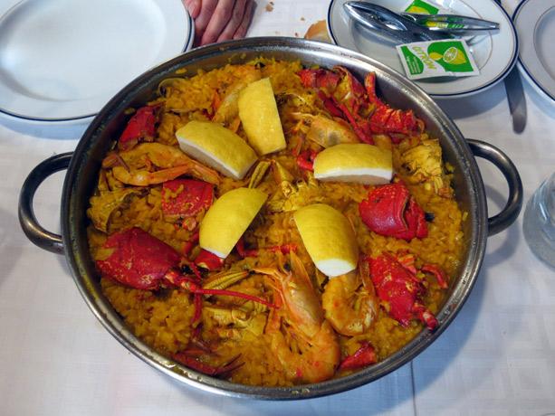 paella-bogavante