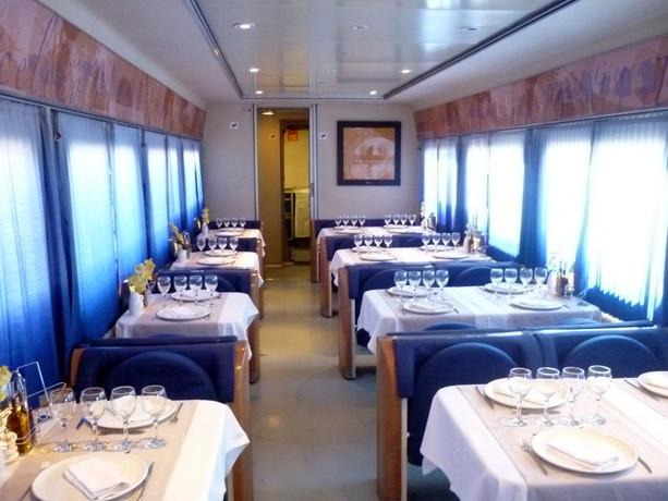 Viajando en tren de madrid a par s viajablog for Elipsos trenhotel