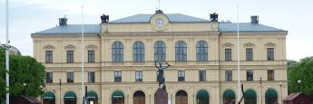 Plaza del Ayuntamiento de Karlstad
